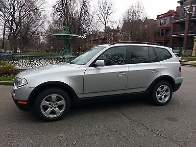 2007 BMW X3 Sport Package 2007 BMW X3 3.0si THIS IS THE ONE TO BUY! Like Mercedes Benz GLK X5 330xi 535xi