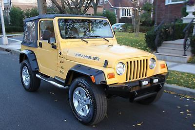 2000 Jeep Wrangler Sport Sport Utility 2-Door 2000 jeep wrangler
