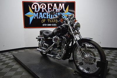 Harley-Davidson Sportster  2006 Harley-Davidson XL1200C Sportster 1200 Custom *Low Miles/ Extras*