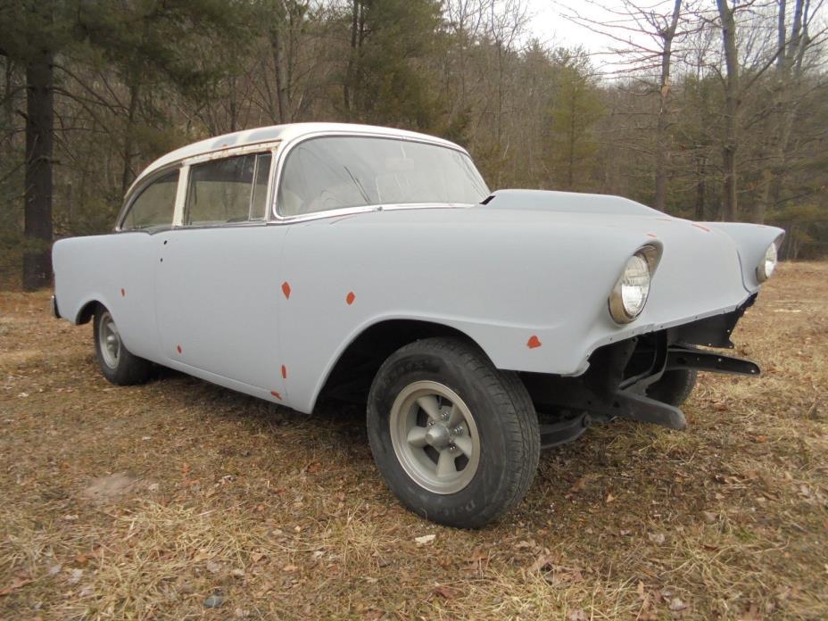 1955-1957 Chevrolet Belair 210 150 four door post sedan door latch release PR
