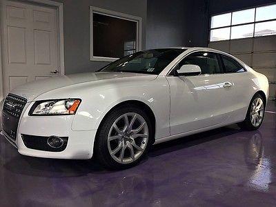 2012 Audi A5 2.0T Premium 2012 Audi A5