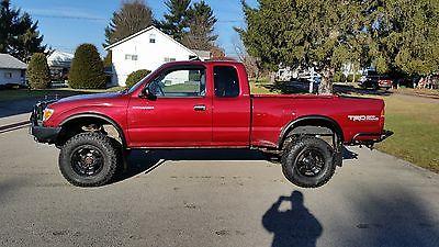 1999 Toyota Tacoma TRD 1999 Toyota Tacoma