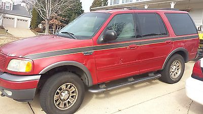 2002 Ford Expedition 4X4 AWD 3rd row  2002 Ford Expeditionn 4X4 AWD 3rd row VA inspected 8/17 needs work