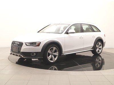 2014 Audi Allroad Premium quattro 2014 Audi allroad Premium quattro 34321 Miles White Station Wagon Intercooled Tu