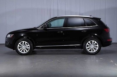 2016 Audi Q5 $48,585 MSRP Quattro AWD Premium+ Model TECH PKG Side Assist NAVI B&O