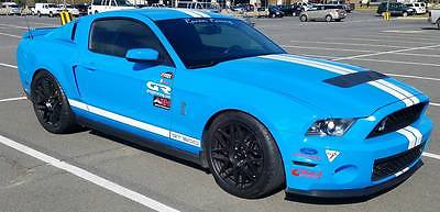 2012 Ford Mustang Shelby GT500 2012 Ford Shelby GT500
