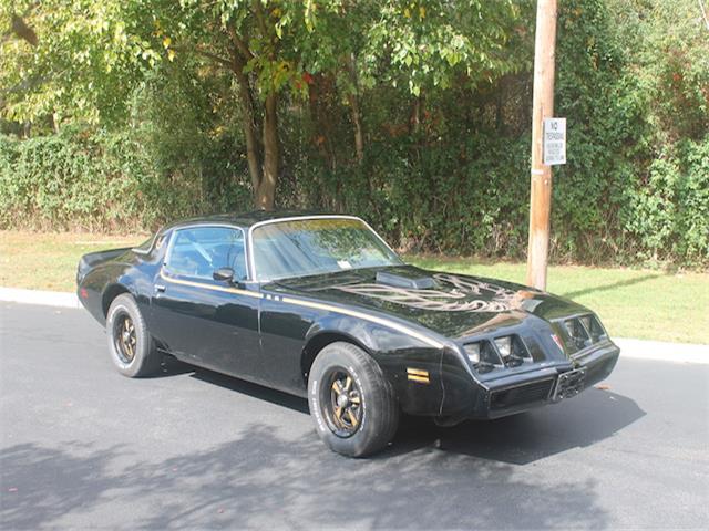 1979 Pontiac Firebird -- 1979 Pontiac Firebird  64,700 Miles Black 2 door 301 CU-IN V8 Automatic