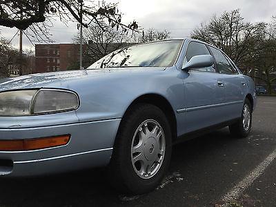 1992 Toyota Camry XLE Sedan 4-Door 1992 Toyota Camry XLE Sedan 4-Door 3.0L