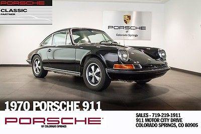 1970 Porsche 911 1970 Porsche