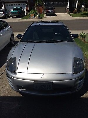 2001 Mitsubishi Eclipse  2001 Mitsubishi Eclipse GT Coupe
