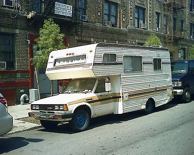 1980 Nissan-Datsun Motor home run well $.4.000 or best offert