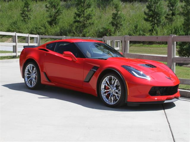 2015 Chevrolet Corvette Z06 3LZ 2015 Chevrolet Corvette Z06 - Never Titled on MSO - 650hp!