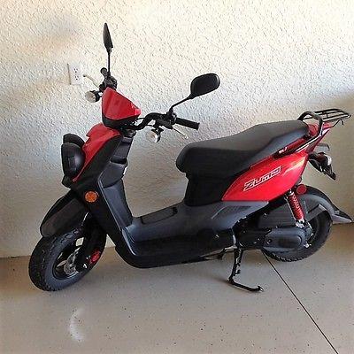 2013 Yamaha Zuma 50  Yamaha  Zuma 50 Motor scooter