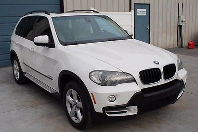 2009 BMW X5 3.0i Premium Package xDrive All Wheel Drive SUV Na 2009 BMW X5