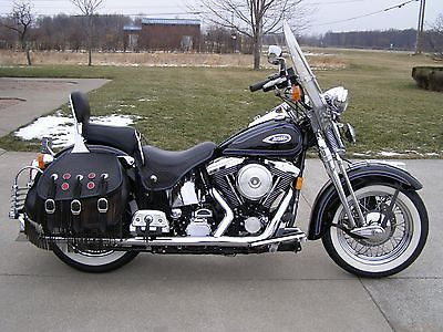 1998 Harley-Davidson Softail  1998 Harley Heritage Springer FLSTS Very Clean Lots Of Extras