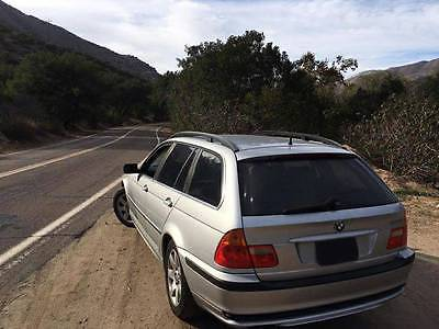 2001 BMW 3-Series  Rare BMW 325i Extra Clean and Maintained E46 Wagon (2001) Automatic