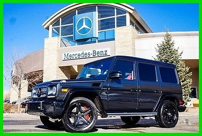 2017 Mercedes-Benz G-Class 2017 Mercedes-Benz G65 AMG 2017 g 65 new turbo v 12 automatic awd premium