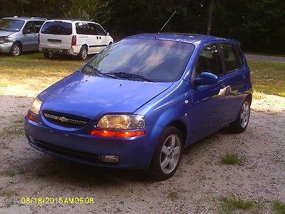 2006 Chevrolet Aveo 2006 chevy aveo