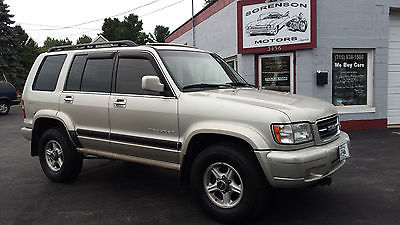 1999 Isuzu Trooper Luxury Edition Isuzu Trooper 4x4 Luxury Edition SUV