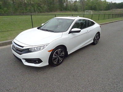 2016 Honda Civic EX-L 2016 Honda Civic Coupe EX-L RARE