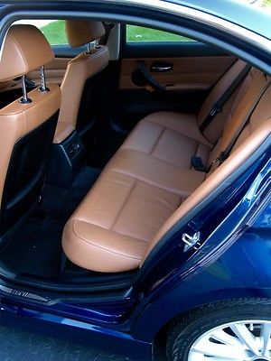 2011 BMW 3-Series Xi 335Xi Xdrive AWD, Deep Sea Blue Metallic, Cold Climate Package, Smart Navigation
