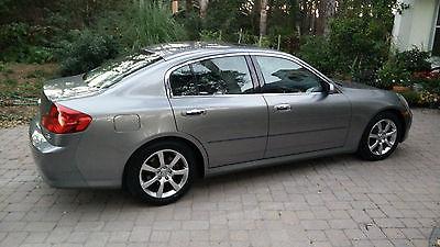 2005 Infiniti G35 Base Sedan 4-Door 2005 Infiniti G35 Base Sedan 4-Door 3.5L