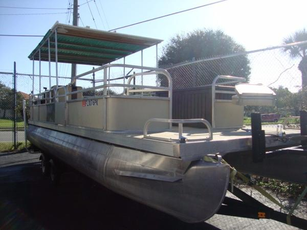 Boat Bill Of Sale Florida >> Pontoon Hard Top Boats for sale