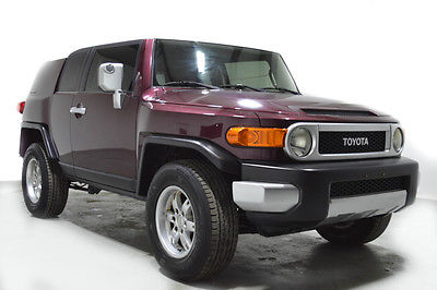 2007 Toyota FJ Cruiser  2007 TOYOTA FJ CRUISER RUNS AND DRIVES GREAT ADULT OWNED TAMPA FLORIDA