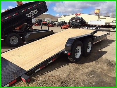 2017 Load Trail 20' Partial Tilt New