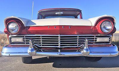 1957 Ford Ranchero  1957 ford ranchero