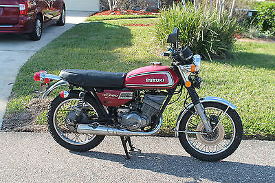 1974 Suzuki Other Motorcycles for sale