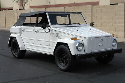 1974 Volkswagen Thing -- 1974 Volkswagon Thing ARIZONA RUST FREE THING.. MAKE OFFER..!!