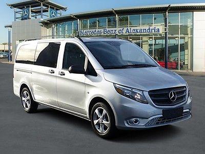 2016 Mercedes-Benz Other Passenger Van 2016 Mercedes-Benz Metris Passenger Van