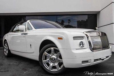 2011 Rolls-Royce Phantom Drophead Coupe Convertible 2-Door 2011 Rolls-Royce