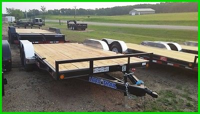 2017 Load Trail 20' Carhauler w/ 35k Axles New