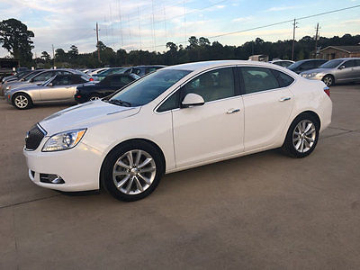 2014 Buick Verano 4dr Sedan 2014 Buick Verano 4dr White Salvage Title All Repaired Inhouse Warranty Car Guys