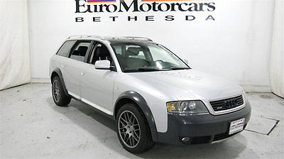 2004 Audi Allroad 5dr Wagon 2.7T quattro AWD Automatic audi allroad all road estate station wagon quattro awd 02 03 04 05 a6 best price