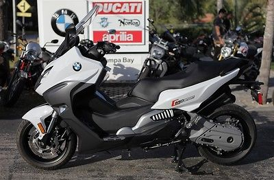 2016 BMW C 650  2016 BMW C 650 Sport Scooter - LOW MILES, FIRST SERVICE INCLUDED!