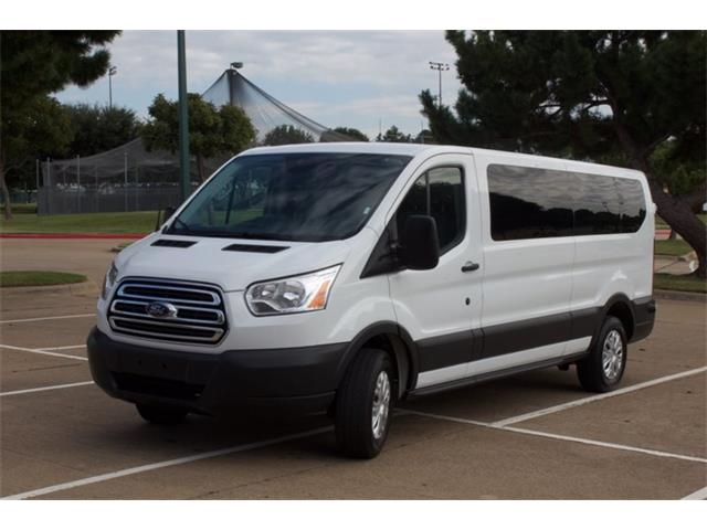 2016 Ford Other Pickups -- 2016 Ford Transit Wagon 350 XLT- 15 Passenger (Captain's Cha