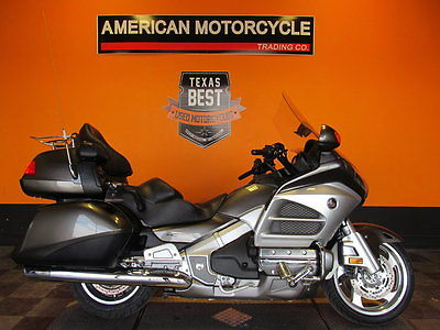 Honda Goldwing  2013 Honda Goldwing GL1800HPNMD