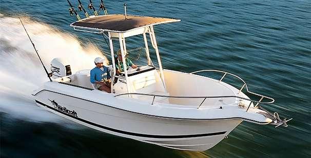 1999 Wellcraft 210 Fisherman