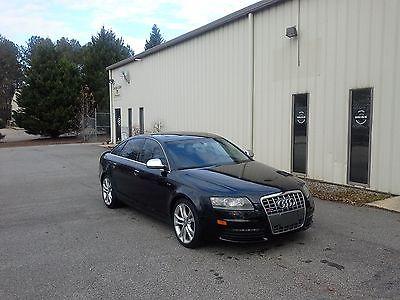 2010 Audi S6 S6 2010 Audi s6 5.2 v10 one owner car