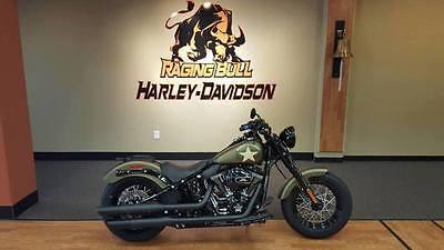 2016 Harley-Davidson Softail  2016 Harley Davidson Softail Slim S