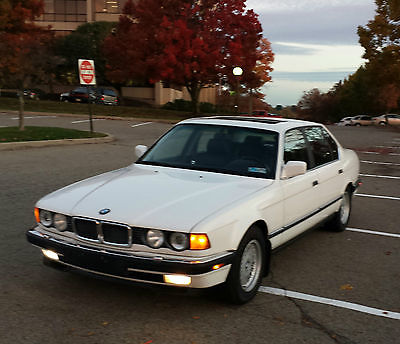 1993 Bmw 740i Cars for sale