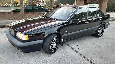 1997 Volvo 850 GLT 1997 Volvo 850 GLT turbo sedan, R-clone