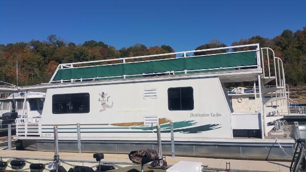 Destination Houseboat boats for sale