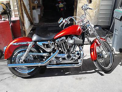 1997 Harley-Davidson Sportster Custom 1997 Harley-Davidson XL1200C Sportster