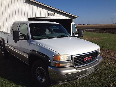 2000 GMC Sierra 2500 SLT 2000 GMC SIERRA 2500,  EXTENDED CAB, RWD, LOCATED CENTRAL ILLINOIS