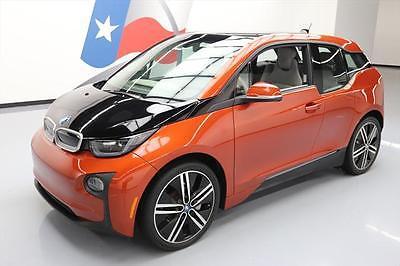 2014 BMW i3 Base Hatchback 4-Door 2014 BMW I3 MEGA E-DRIVE ELECTRIC NAVIGATION 20'S 8K MI #284285 Texas Direct
