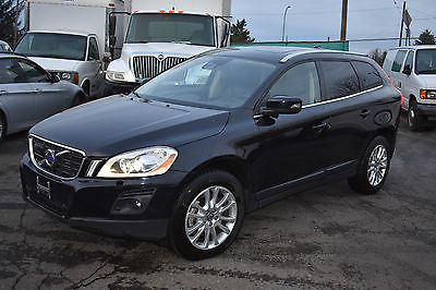 2010 Volvo XC60 T6 R-Design Sport Utility 4-Door 2010 VOLVO XC60 T6 AWD 49K MILES FULLY LOADED NAV BLIND SPOT REBUILDABLE DAMAGED